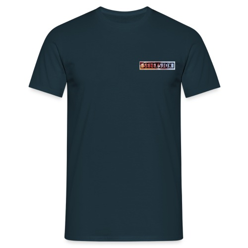logo jpg - T-skjorte for menn