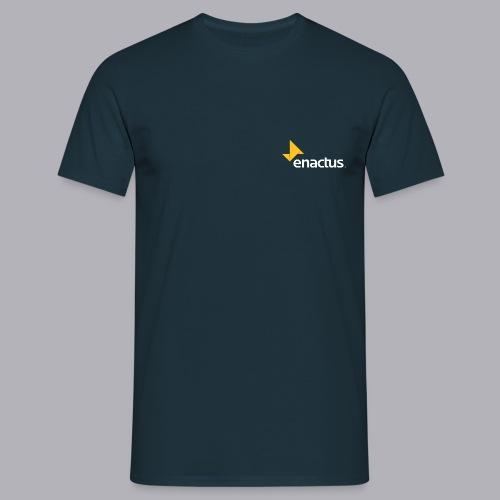 J'impacte le monde - Enactus France - T-shirt Homme