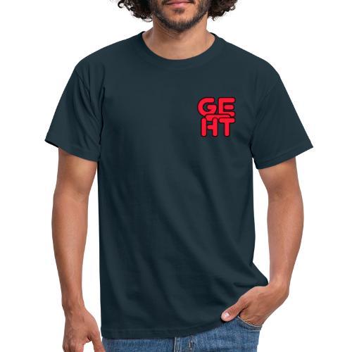 Geiht - Camiseta hombre