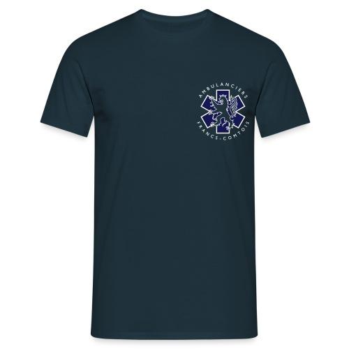 logo blue lion - T-shirt Homme