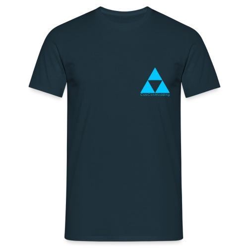 CabConModding Logo - Men's T-Shirt