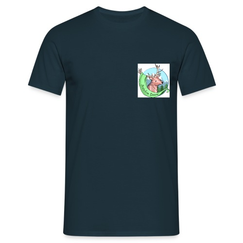 RZ_Logo_fuer_Druck - Männer T-Shirt