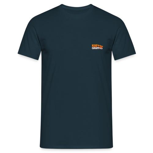 Kapot grappig hoodie - Mannen T-shirt