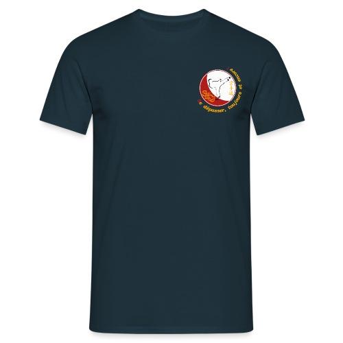 Logo TShirt Blanc png - T-shirt Homme