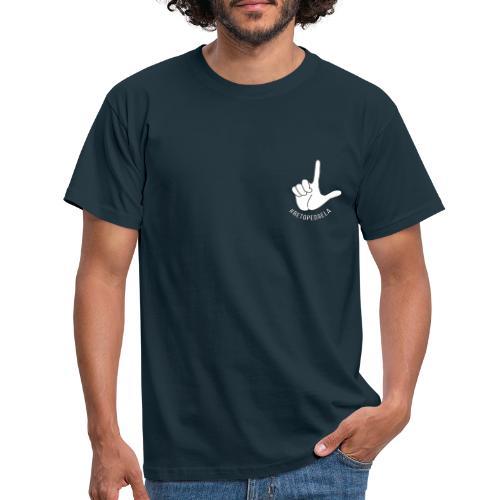 Dedo Big - #RetoPedaEla - Camiseta hombre