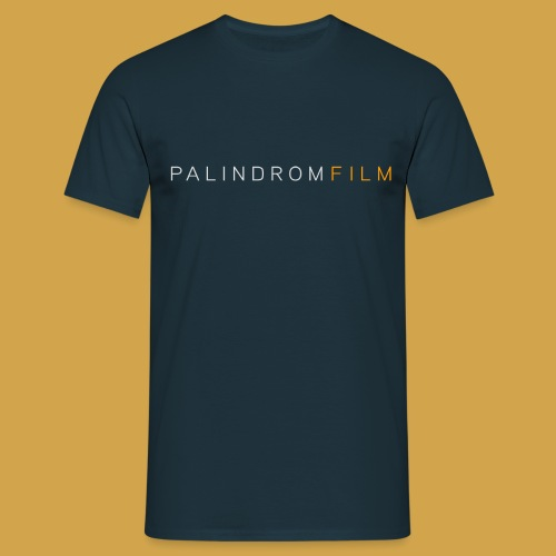 Palindrom - Herre-T-shirt