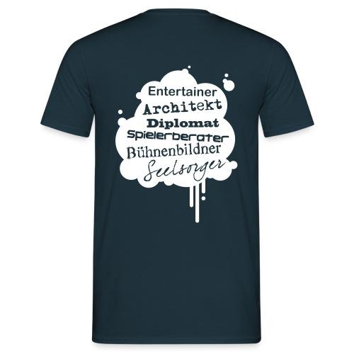 Motiv Architekt Sei alles werde Erzieher - Männer T-Shirt