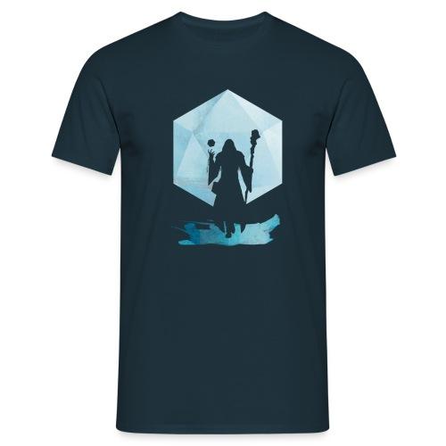 Legendaarinen Mage - Dungeons and Dragons d20 - Miesten t-paita
