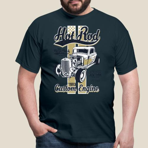 Hot Rod New York - T-shirt Homme