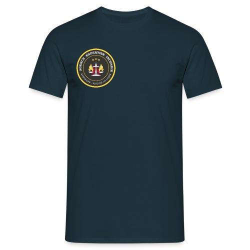 A E I TRANSPARENT png - T-shirt Homme