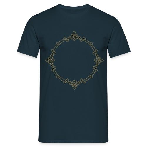 MONOGRACIA | BY VALORSTUDIO | - Mannen T-shirt