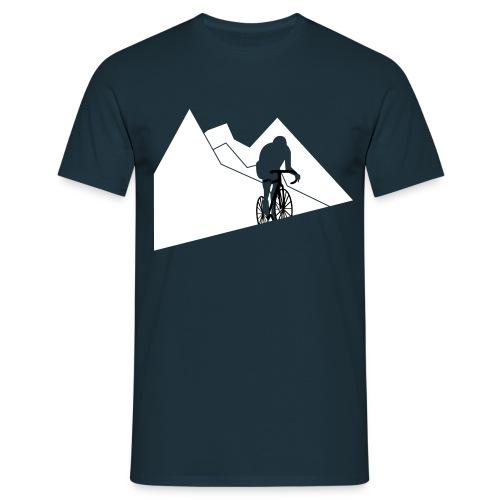 Kletterer - Männer T-Shirt