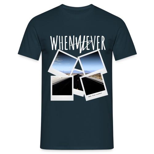Merci Design - Männer T-Shirt