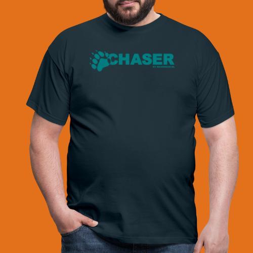 chaser by bearwear new - Men's T-Shirt