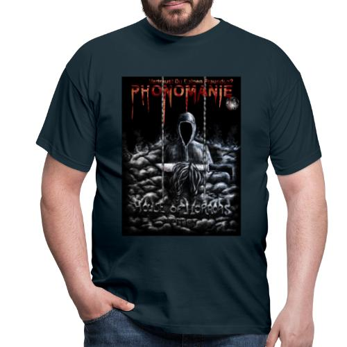 Phonomanie House of Horrors Edition - Männer T-Shirt