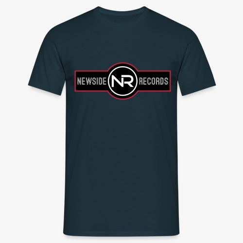 newside records - Männer T-Shirt