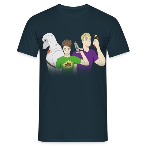 kcc-tshirt-design-1finalf - Men's T-Shirt