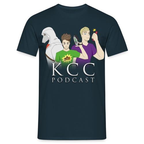 kcc-tshirt-design-1-TEXT - Men's T-Shirt