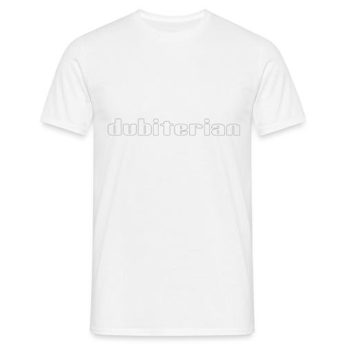 dubiterian1 gif - Men's T-Shirt