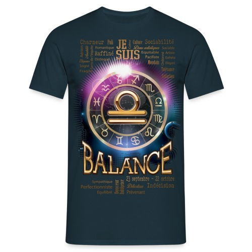 BALANCE - T-shirt Homme