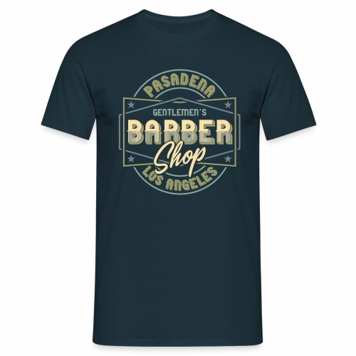 BARBER SHOP - T-shirt Homme