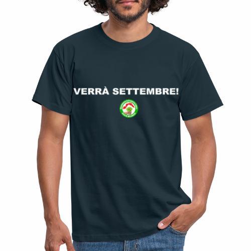 TRADIZIONALE INVOCAZIONE LIGURE (SCRITTA BIANCA) - Maglietta da uomo