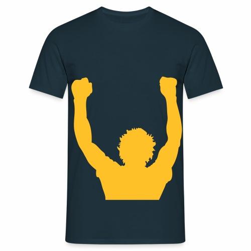 BILLY OWN TEXT - Men's T-Shirt