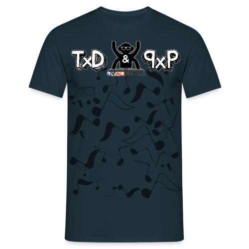 TxD PxP - Männer T-Shirt