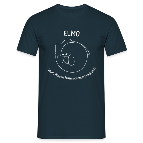 ELMO Logo - Men's T-Shirt