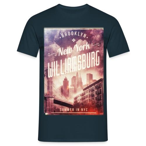 brooklyn2 - Men's T-Shirt