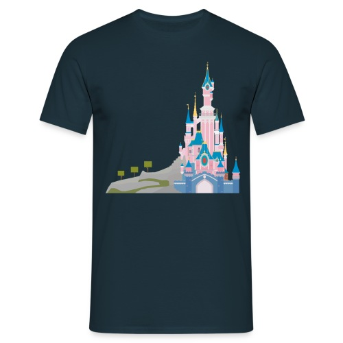 Themepark Castle - Men's T-Shirt