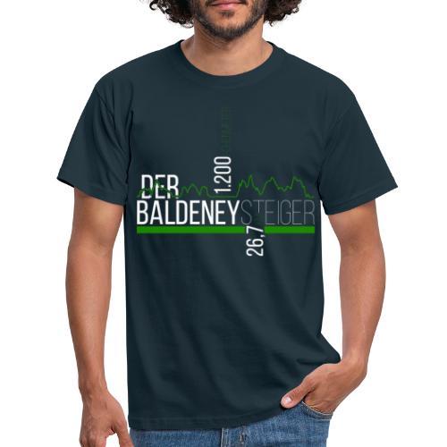 BALDENEYSTEIGER - Männer T-Shirt