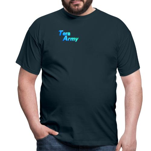 Tera-Army - Männer T-Shirt