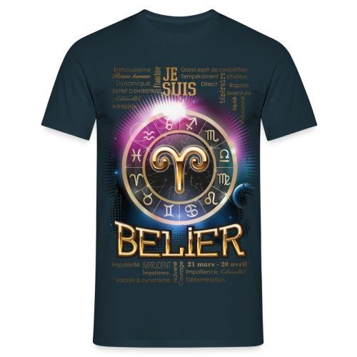 BELIER - T-shirt Homme