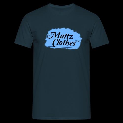 Mattz logo - T-shirt herr