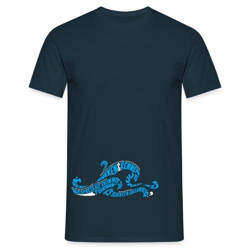 EZS T shirt 2013 Front - Mannen T-shirt
