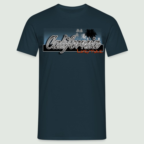 califbeach - T-shirt Homme
