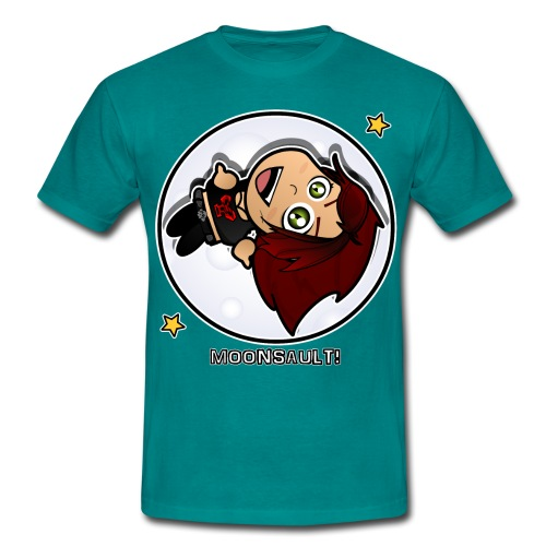 Chibi Lita - Moonsault - Men's T-Shirt