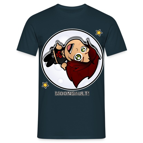 Chibi Lita - Moonsault - Men's T-Shirt