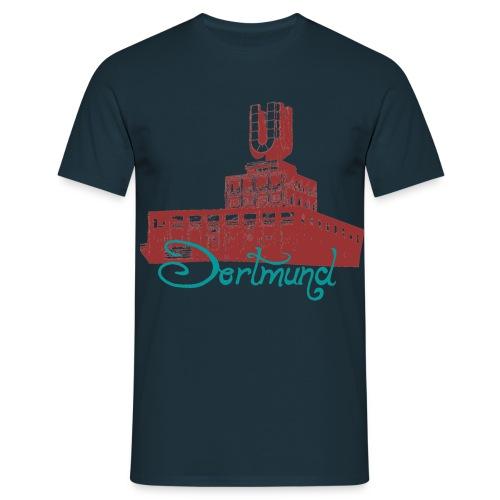 du - Männer T-Shirt