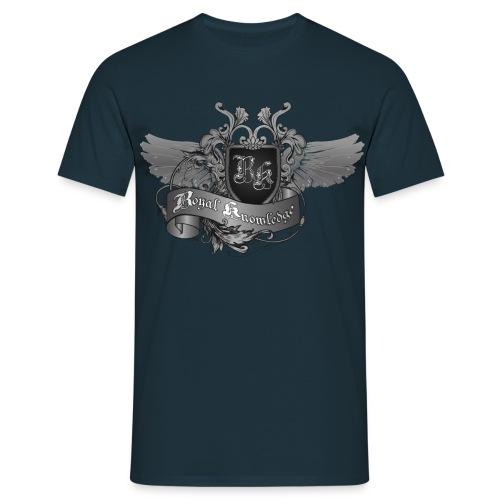 Royal Knowledge Shield - Camiseta hombre