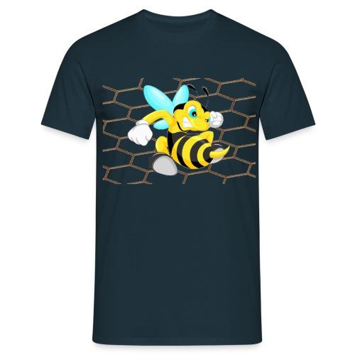 Abeja Guerrera - Camiseta hombre