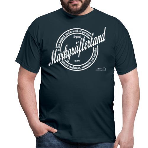 Markgräflerland - Männer T-Shirt