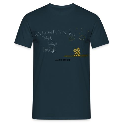 Tonigth Draw 01 png - Männer T-Shirt