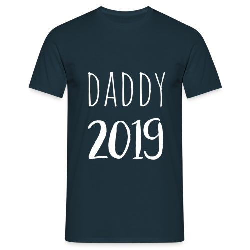 Daddy 2019 - Männer T-Shirt