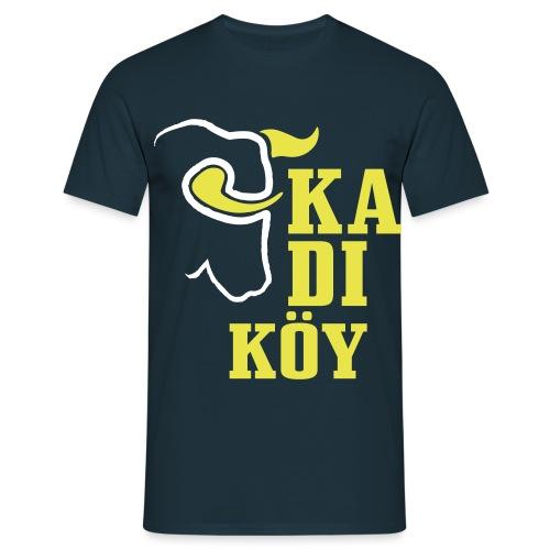 Kadikoey - Männer T-Shirt