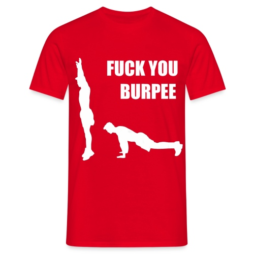 BURPEE png - T-shirt Homme