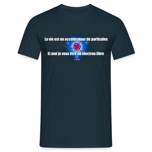Electron libre png - T-shirt Homme