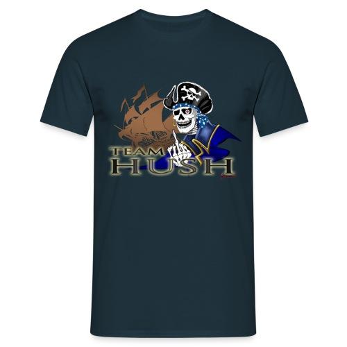 t shirt hush trans png - T-shirt Homme
