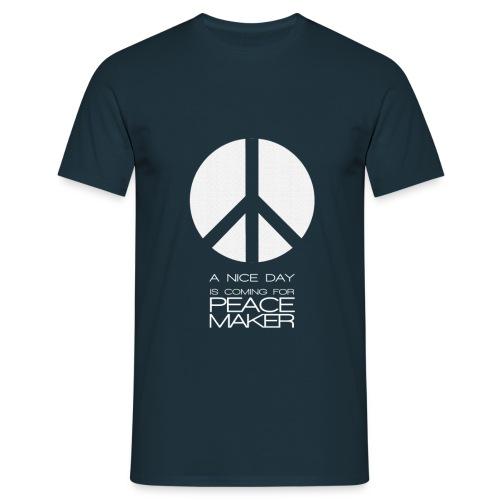 Motif peacemaker4 png - T-shirt Homme